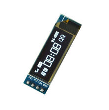 "1PCS IIC I2C 0.91"" 128x32 white OLED LCD Display Module 3.3v 5v For Arduino"