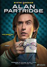 Alan Partridge (DVD, 2014, WS) Steve Coogan   NEW