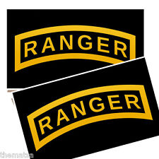 ARMY RANGER TAB TOOLBOX HELMET BUMPER PACK OF 4 STICKER DECAL USA MADE