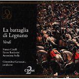 LN= La Battaglia Di Legnano G. Verdi Corelli Bastianini Stella