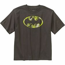 Boys Batman Logo Graphic Shirt New with Tags Size 4/5 Kids!! Great Gift! BNWT