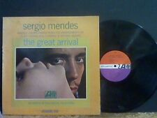 SERGIO MENDES  The Great Arrival   LP  U.S. pressing   Latin Jazz Funk  Great !!