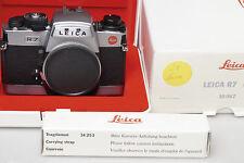 Leica R7 35mm Silver 10067 BOXED WIE NEU / LIKE NEW