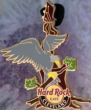 Hard Rock Cafe CLEVELAND 2012 OLYMPIC Buzzard Guitar PIN - HRC Catalog #65780