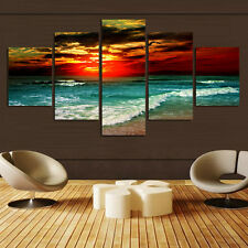 HD Canvas Print home decor wall art painting Beautiful Picture 5p(no framed)#094