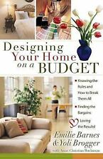 Designing Your Home on a Budget: Knowing the Rules and How to Break Them All  Fi