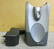 Plantronics CS60 Bluetooth Wireless Cuffie CHARGERING STAND solo