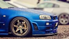 Nissan Skyline R34 GTR JDM japanese car poster print picture A3 SIZE