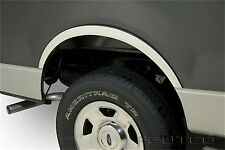 Fender Trim Ford F150 F250 2004 Light Duty half stainless steel
