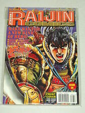 RAIJIN COMICS #36 JAPANESE MANGA MAGAZINE SEPTEMBER 10 2003