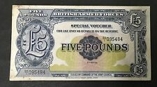 """Great Britain """"""""British Armed Forces"""""""" 5 pounds very beautifully engraved artist"""