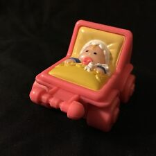 Fisher-Price Loving Family Little People Baby Doll Carriage Stroller