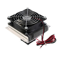 Thermoelectric Peltier Refrigeration Cooling Cooler CPU Fan System Heatsink Kit
