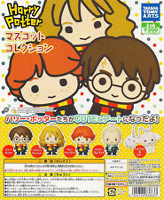 Harry Potter Mascot Collection Gashapon Hermione Ron Draco Hedwig Dobby Set 5pcs
