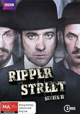 Ripper Street : Series 2 (DVD, 2014, 3-Disc Set) REGION 1 FROM AMAZON in the USA