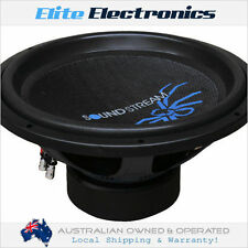 """SOUNDSTREAM R3.15 REFERENCE R3 SERIES 15"""" 900W RMS SUBWOOFER 2-OHM DVC CAR SUB"""