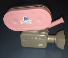 Barbie Movie Video Camera Pink Silver Opens Reals Of Film Dual Star Productions