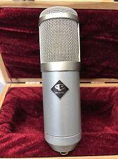 CRANIUM MICROPHONES~Handmade US Tube Condenser Microphone MT479 Serial #9216