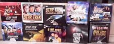 Star Trek Series Trading Card Empty Display Box Set of 10- FREE S&H(KATC-308)