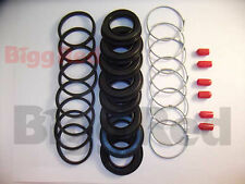 Volvo 240, 260 1975-1993 FRONT Brake Caliper Seal Repair Kit (2 calipers) 3801