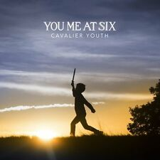 YOU ME AT SIX - CAVALIER YOUTH – NEW 2014 CD - No.1 ALBUM