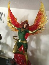 XM Studios custom Phoenix Head Sculpt