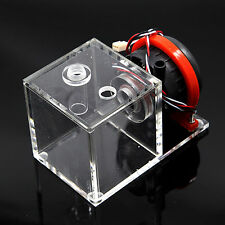 Super Quiet DC 12V Brushless Water Pump 10W & 330ML Tank For PC Liquid Cooling