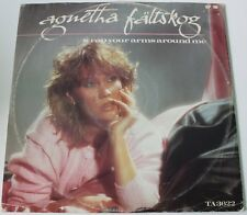 AGNETHA FALTSKOG - Wrap Your Arms Around Me [Vinyl,12 Inch, 1983] UK TA 3622 EXC