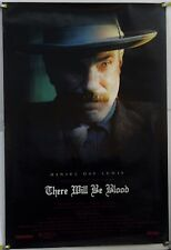 THERE WILL BE BLOOD ROLLED ORIG 1SH MOVIE POSTER DANIEL DAY-LEWIS (2007)