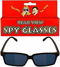KIDS CHILDRENS REAR VIEW SPY GLASSES NOVELTY GADGET MIRROR TOY SPY SUNGLASSES