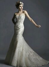 Sottero Midgley Nwt  Wedding Gown  Dress Maddalena by sottero retail for 1698.00