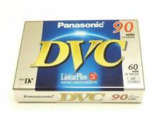 Panasonic Single 60min Mini DV Camcorder Digital Cassette Tape DVM60 AY-DVM60FE*