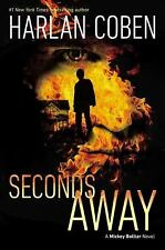 A Mickey Bolitar Novel: Seconds Away 2 by Harlan Coben (2012, Hardcover)