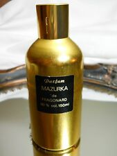 FRAGONARD MAZURKA Pure Parfum 5.0 fl oz/ 150ml SEALED