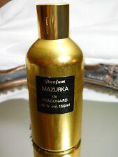 FRAGONARD MAZURKA Pure Parfum 5.0 fl oz/ 150ml SEALED