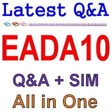 Esri ArcGIS Desktop Associate EADA10 Exam Q&A PDF+SIM