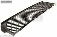 BMW E46 Coupe Carbio M Sport bumper middle mesh grille grill M-tech M-pack grid