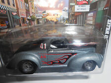 Hot Wheels Boulevard Series '41 Willys w/RRs