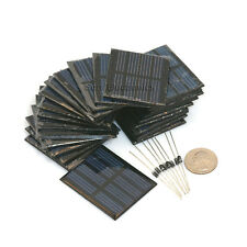 30pcs 30X 2V, 150mA 300mW 9Watts 9W Totally Solar Panel Power Cell For Charger