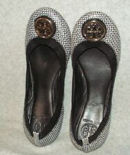 Womans Tori Burch Ballet Flats  size 10    MSRP $250
