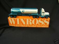 Winross United Way of Lancaster County Tanker Ford Cab Rare Wind Screen 1/100