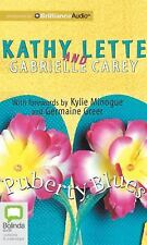 Puberty Blues by Kathy Lette and Gabrielle Carey (2012, CD, Unabridged)