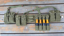 SURPLUS CHINESE MILITARY SKS 63 Rifle TYPE POUCH CHEST-RIG BANDOLIER MAG POUCH