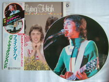 PICTURE VINYL / PAT McGLYNN BAND FLYING HIGH / BAY CITY ROLLERS WITH OBI