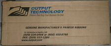 OUTPUT TECHNOLOGY 4260C100 Box of 2 PRINT RIBBONS for EUROLINE 600 - 080004500