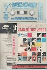 Jean Michel Jarre - K7 Audio / Tape - The Essential 1976-1986