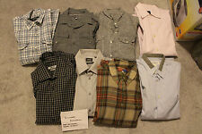 Longsleeve Button-Up Bundle/Lot - Gap BoA Club Monaco DKNY Mexx etc - Size XS/S
