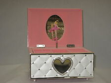 Lenox Childhood Memories Ballerina Jewelry Box Musical Music: Fur Elise NIB