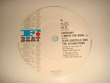 Elvis Costello - Everyday i write the book - F-Beat 1983 - VG Cond