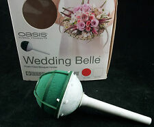 Oasis Wedding bouquet holder for fresh flowers Bride Bridemaid Flower girl New